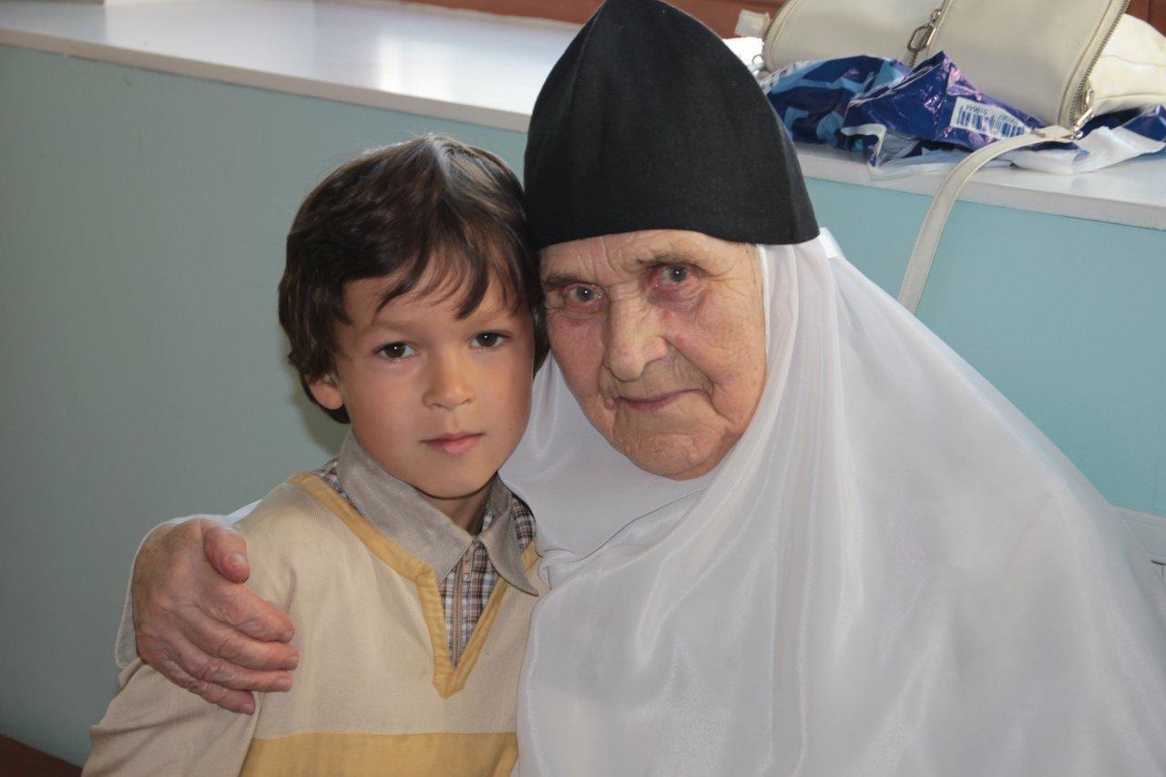 В Сыктывкаре умерла старейшая монахиня Коми