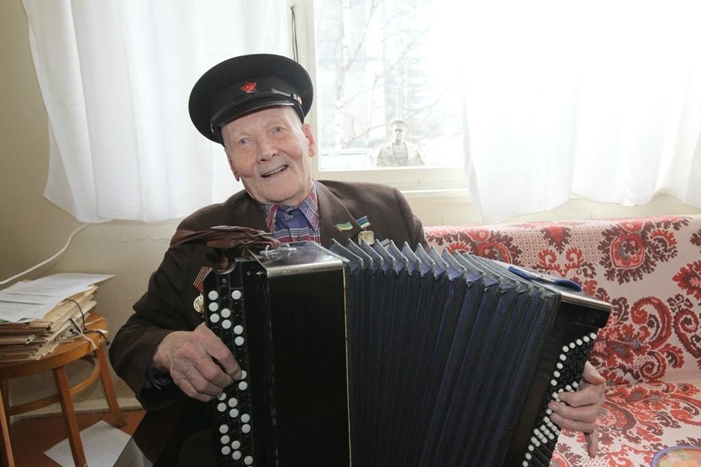 В Сыктывкаре скончался ветеран Великой Отечественной войны Иван Конюхов