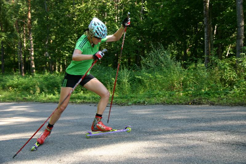 В Выльгорте пройдут летние лыжные соревнования