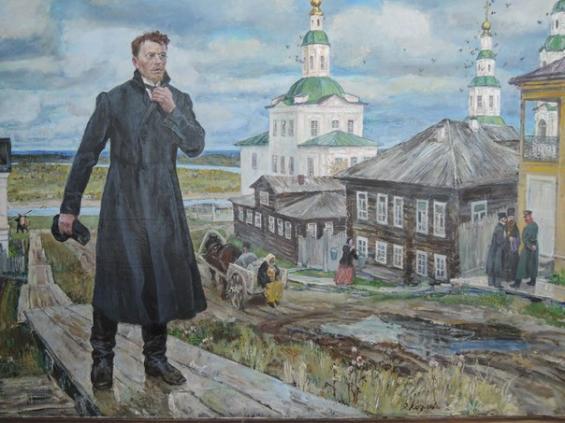 В Сыктывкаре отметят день рождения первого коми поэта