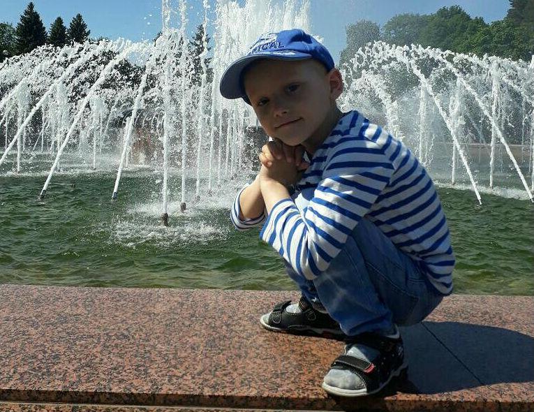 Сыктывкарцу Марку Юдину очень нужна помощь благотворителей на продолжение лечения в Санкт-Петербурге