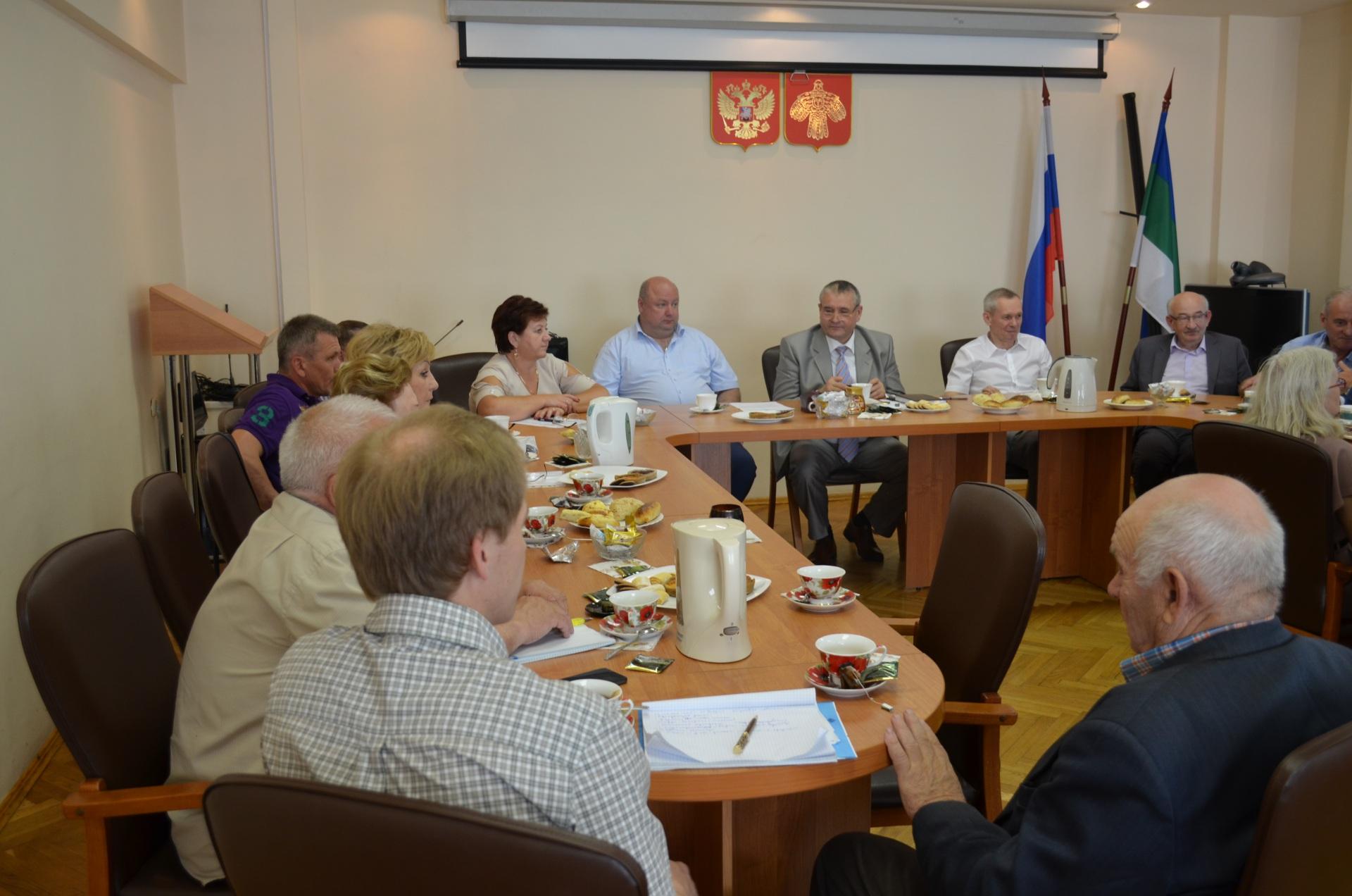 В Минсельхозе Коми создан пул советников