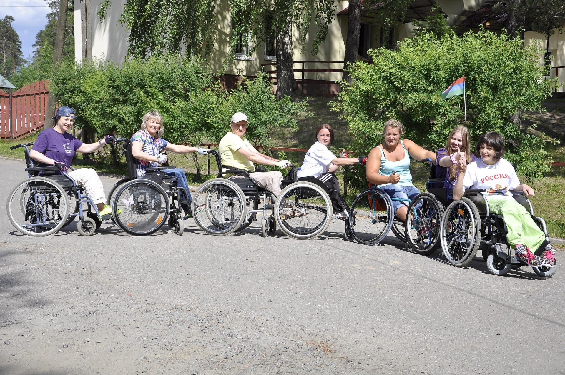 Спортсмены с инвалидностью из Коми вошли в тройку лучших по Северо-Западу на соревнованиях в Карелии