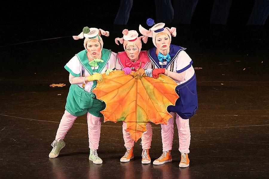 Детские театры получат федеральную поддержку