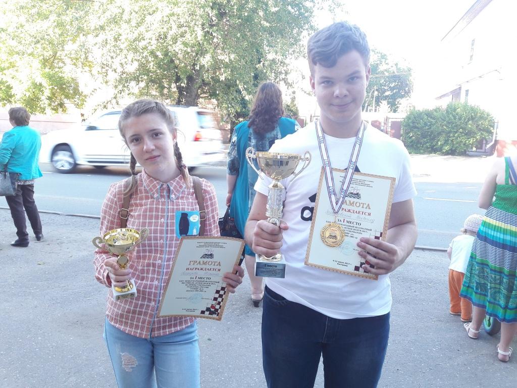 Юные шахматисты из Воркуты победили на международном фестивале