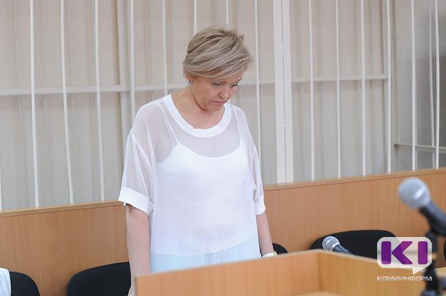 Приговор Марине Истиховской будет оглашен завтра