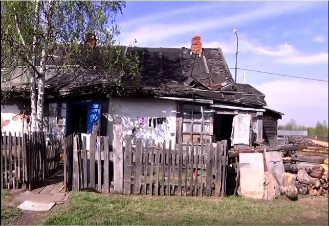 Пожилые печорцы на протяжении многих лет вынуждены жить в аварийно-опасном доме