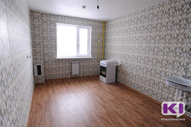 За полгода в Коми ввели в эксплуатацию более 700 новых квартир