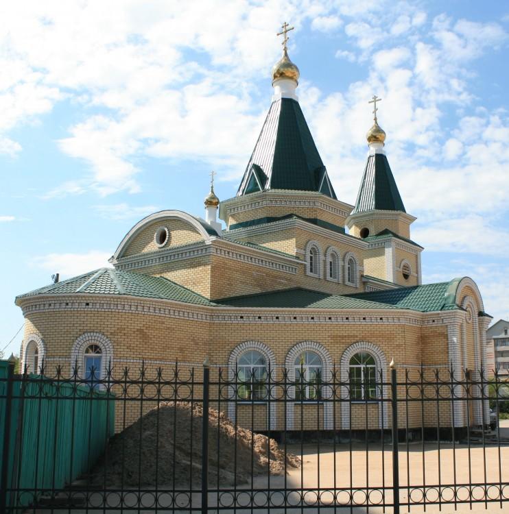 В Сыктывкаре освящен новый храм