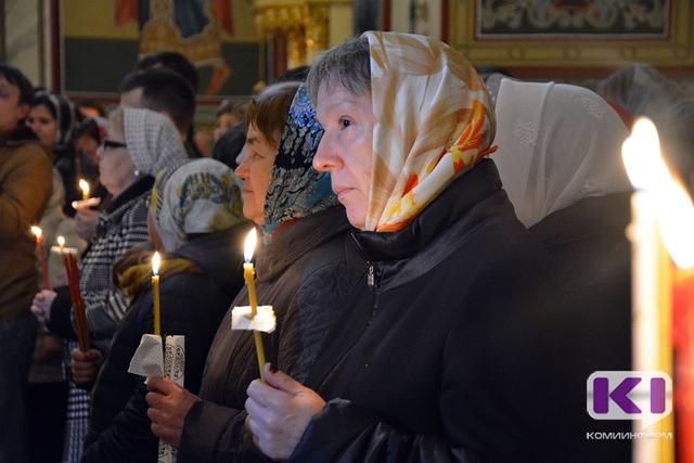 Епархия Коми ищет певчего на клирос в кафедральном соборе