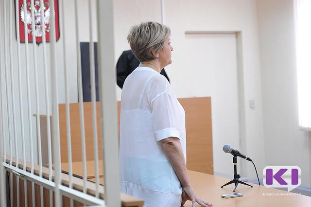 Прокуратура Коми обжаловала приговор Марине Истиховской