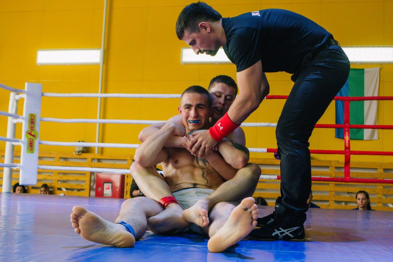 В столице Коми прошел очередной этап серии турниров Road to Parma Fights