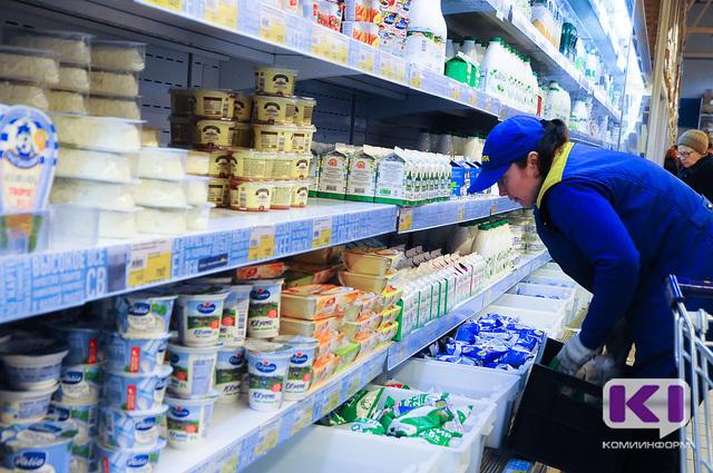 С начала года стоимость потребительского набора в Коми выросла почти на 600 рублей