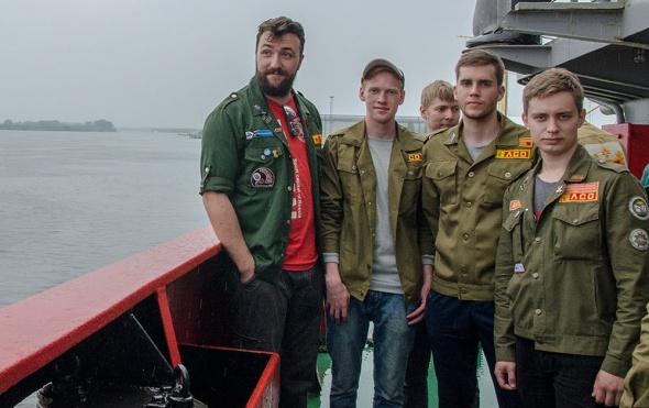 Студенты из Коми отправились на уборку Арктики