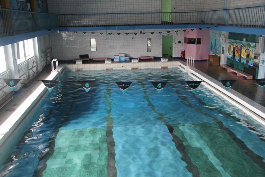 После строительства бассейна в Сосногорске приступят к ремонту бассейна в Ухте
