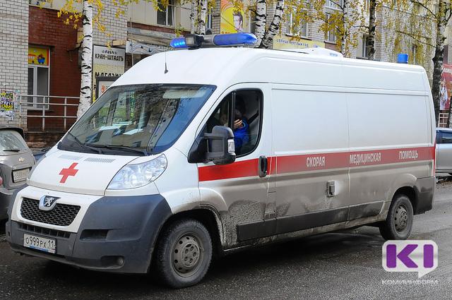 Сыктывкарские спасатели доставили