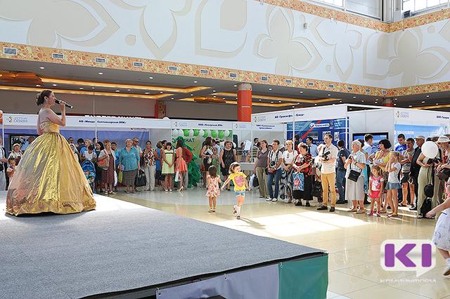 Сыктывкар готовится к выставке достижений народного хозяйства Республики Коми