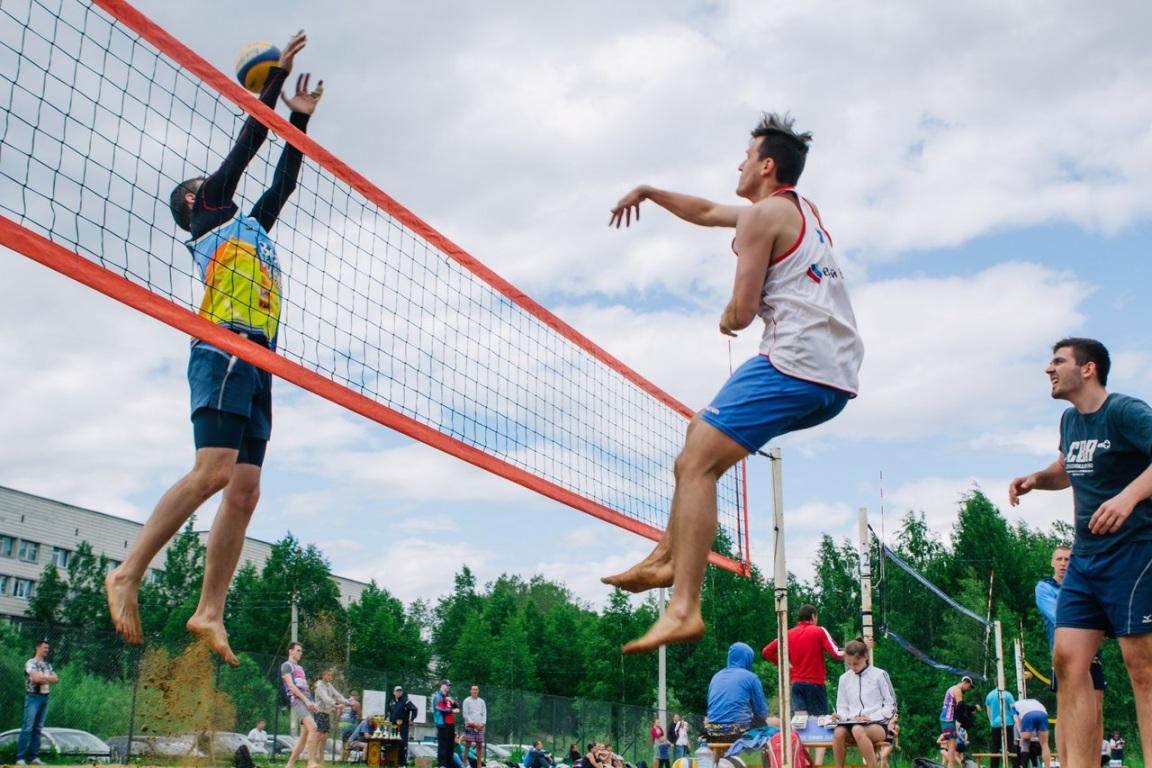 Мужская и женская команды представляют Коми на Чемпионате России по пляжному волейболу