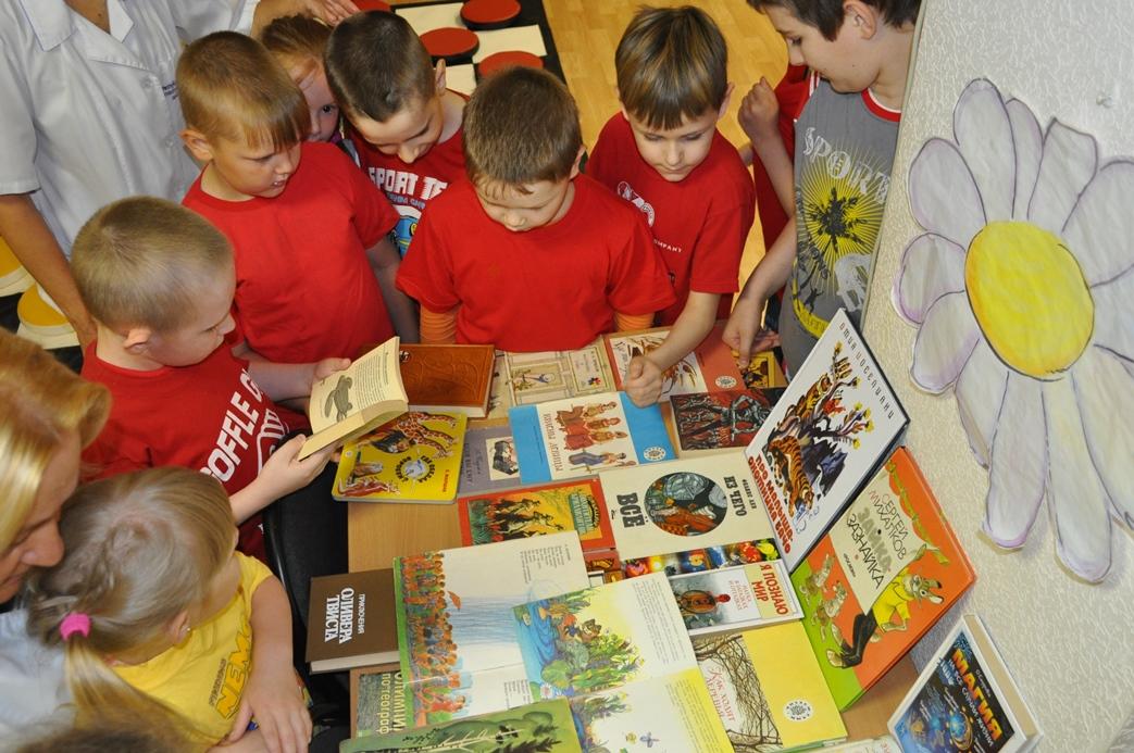 Минздрав Коми собрал книги для пациентов детского отделения Республиканского противотуберкулезного диспансера