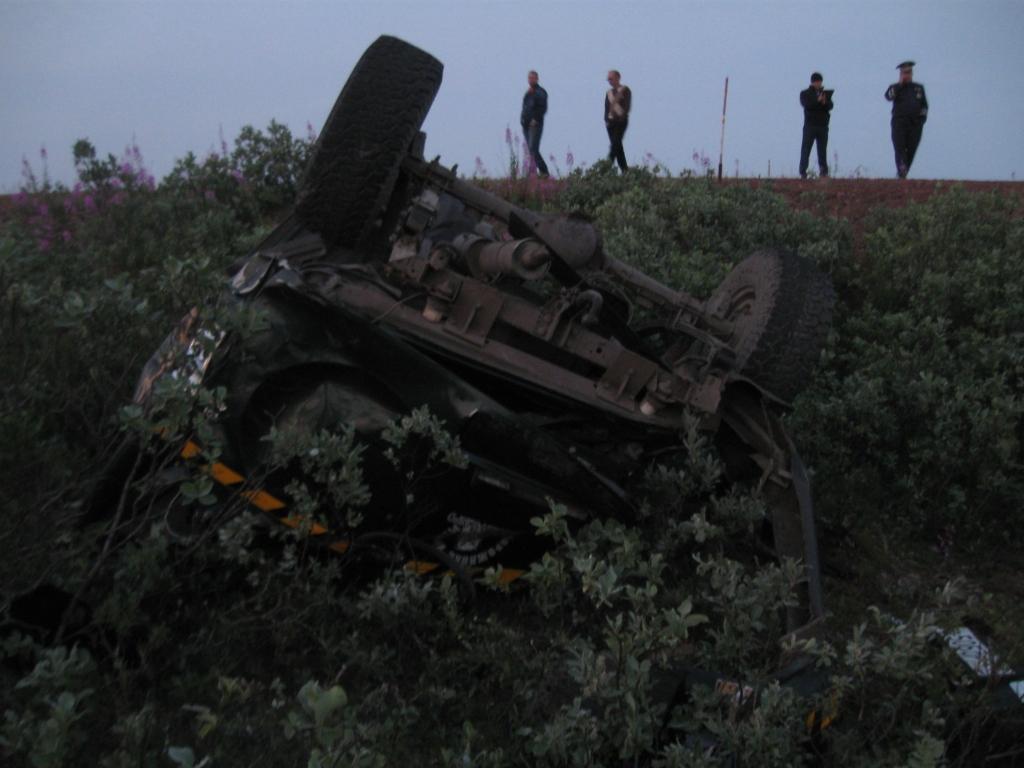 ВВоркуте 26-летний мужчина умер в трагедии с джипом