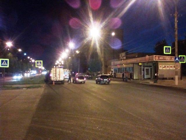 В Ухте насмерть сбили пешехода