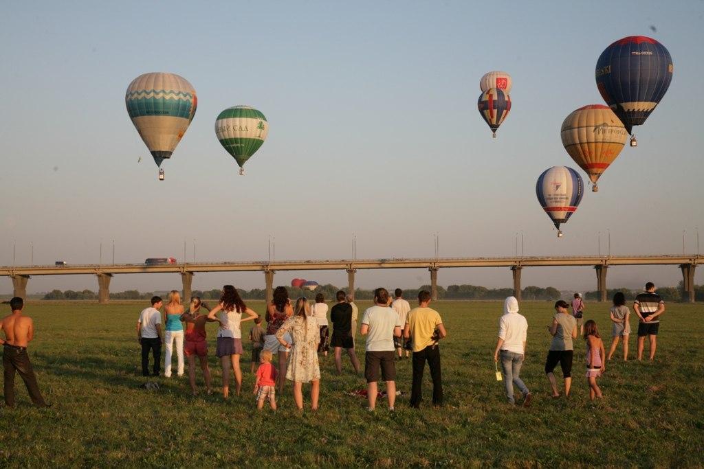 В Коми создан оргкомитет по проведению первого фестиваля воздухоплавания
