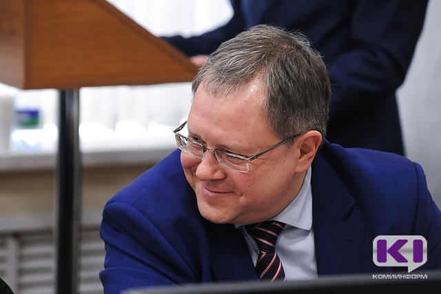"""Мэр Сыктывкара занял шестую строчку рейтинга """"Медиалогии"""" в июле"""