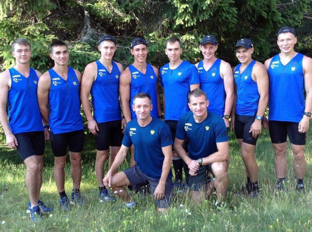 Лыжник Андрей Некрасов из Коми в составе сборной России выехал на тренировочные сборы в Болгарии