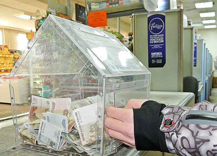 Воркутинец попытался украсть ящик для пожертвований