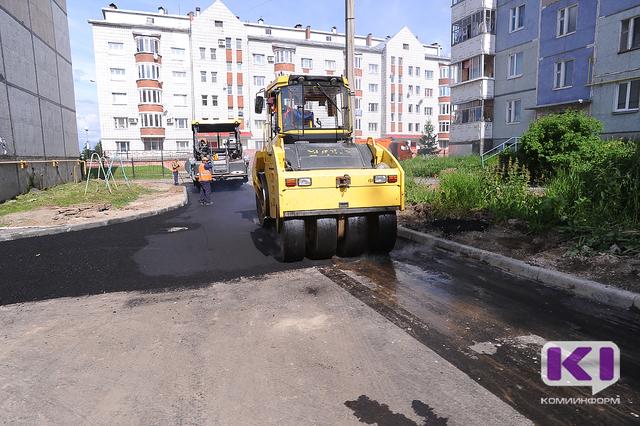 На благоустройство Сыктывкара в этом году направят 177,7 миллионов рублей
