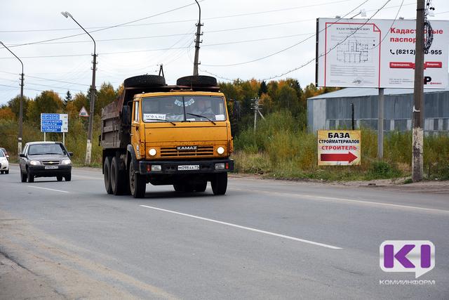 В Вуктыле водитель КамАЗа вмешался в работу тахографа, чтобы украсть 800 литров топлива