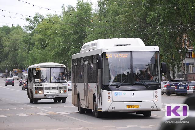 В день Эжвы автобусный маршрут №54 изменит схему движения