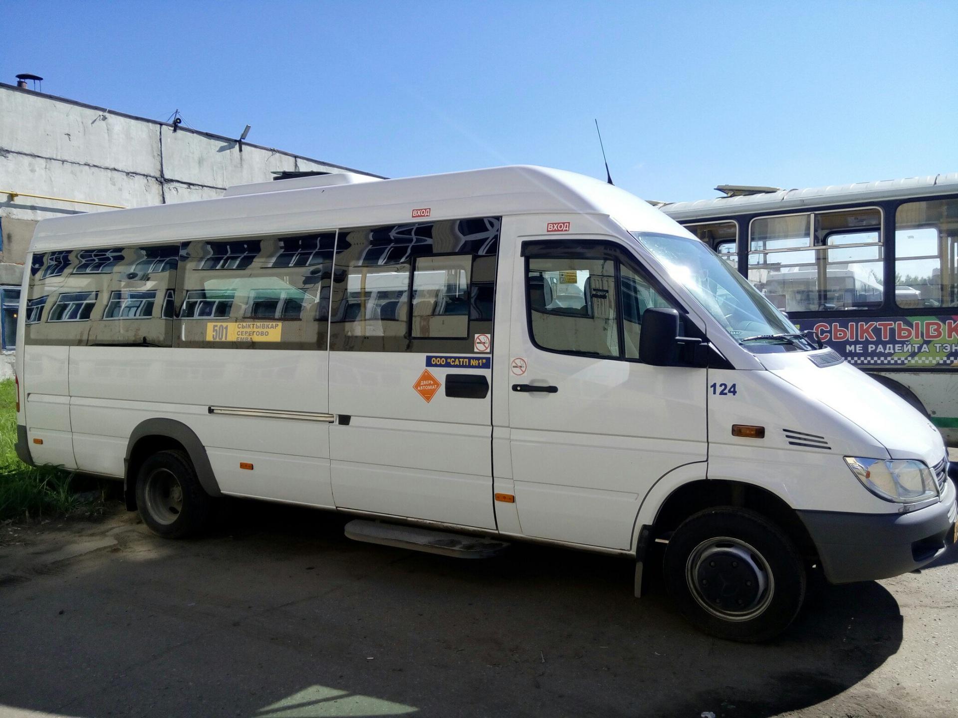 Из Сыктывкара в Емву будет курсировать новый автобусный маршрут