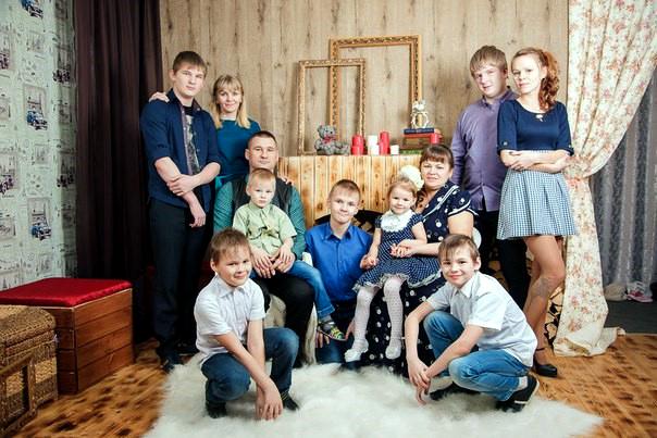 Семья из Сосногорска победила во Всероссийском конкурсе