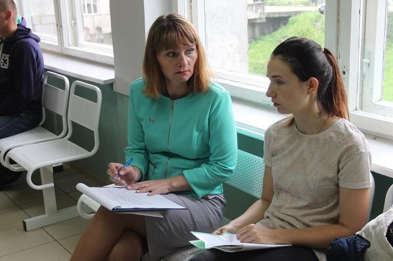 Активисты ОНФ оценили доступность и качество услуг в медучреждениях Сыктывкара и Сыктывдинского района