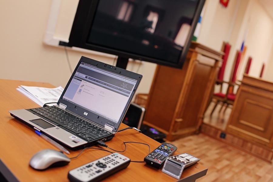 31 судебный участок мировых судей Коми оборудован системами аудио- и видеопротоколирования