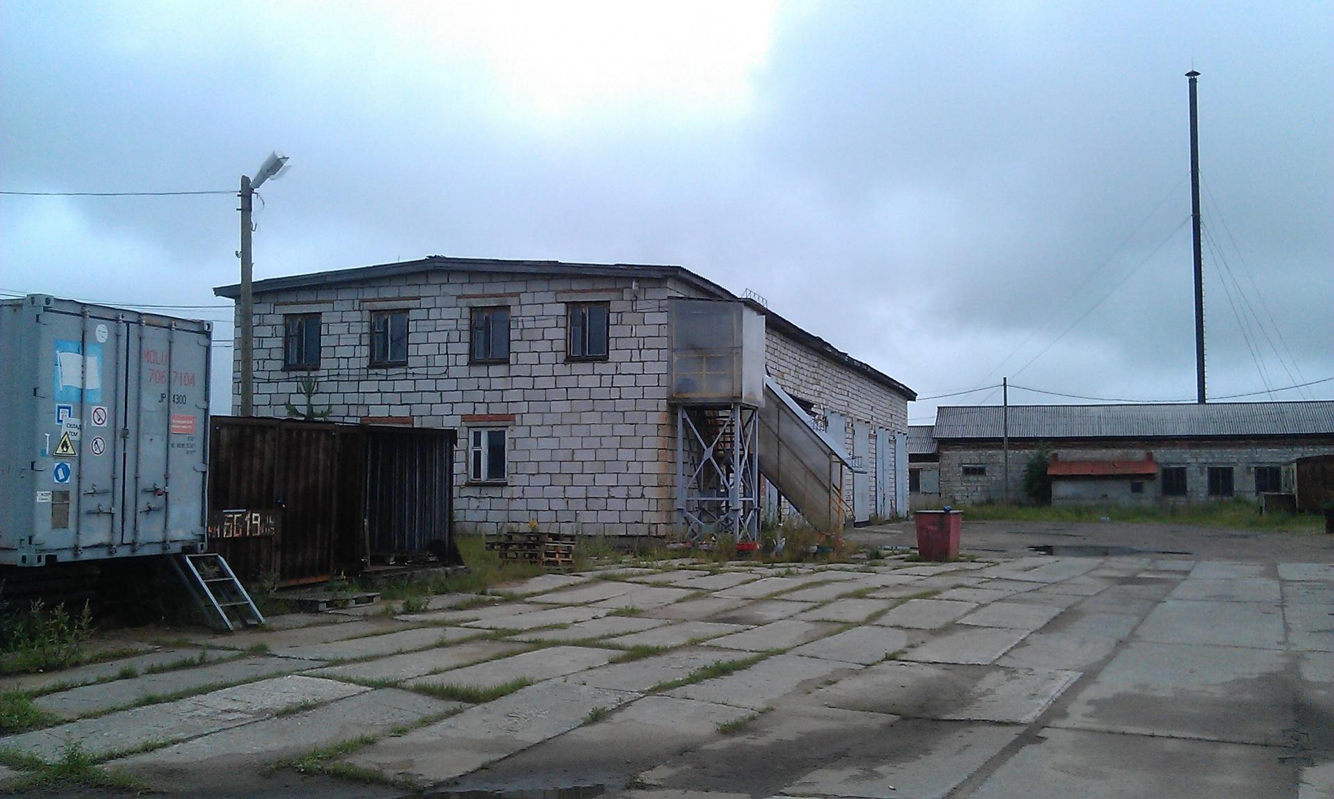 Монди СЛПК продает базу в Нижнем Чове