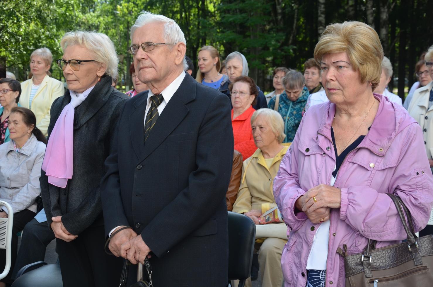 В Сыктывкаре открыли мемориальную доску заслуженному врачу РСФСР и Коми АССР Анатолию Разманову