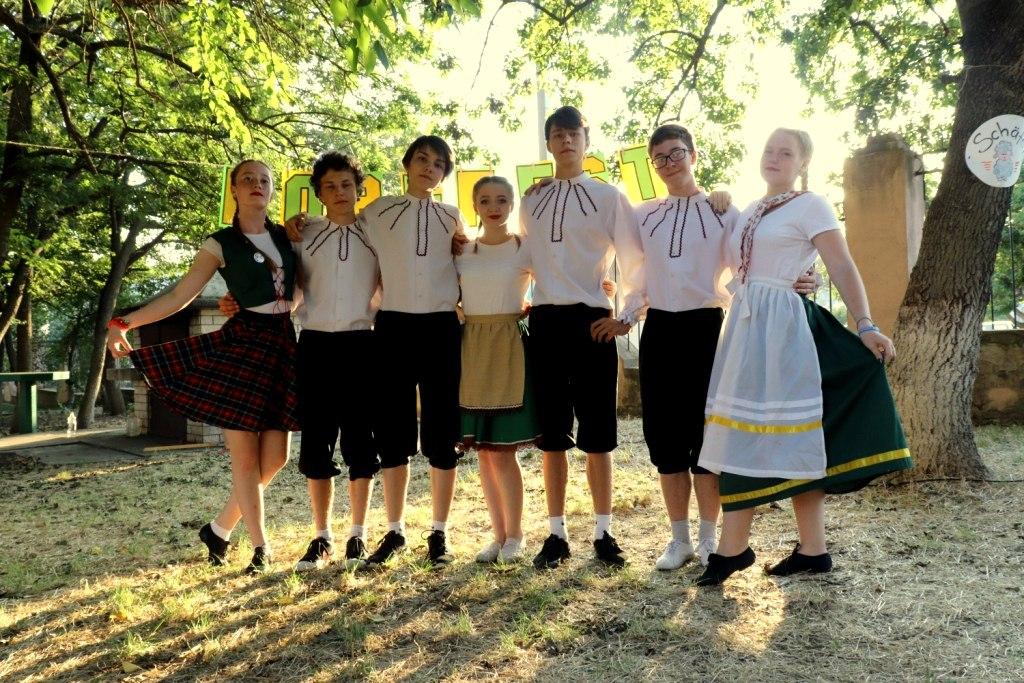 Участниками традиционных этнокультурных смен стали 280 школьников Коми