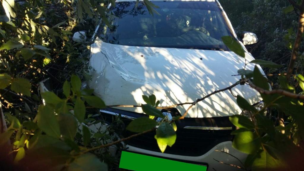 В Печоре нетрезвый водитель не справился с управлением и