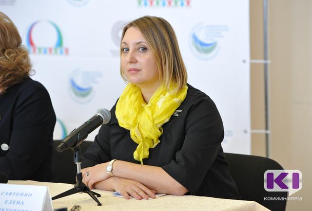 Елена Ермолина меняет кресло министра национальной политики Коми на пост вице-мэра Ухты