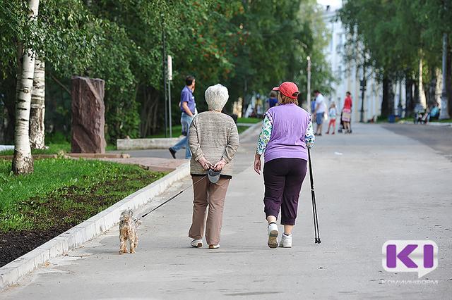 Сыктывкарским владельцам собак напомнили о запрете выгула животных в Кировском парке