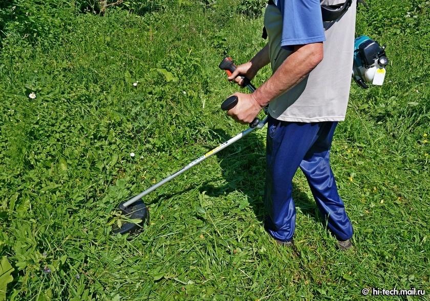 Сыктывкарец погиб во время покоса травы