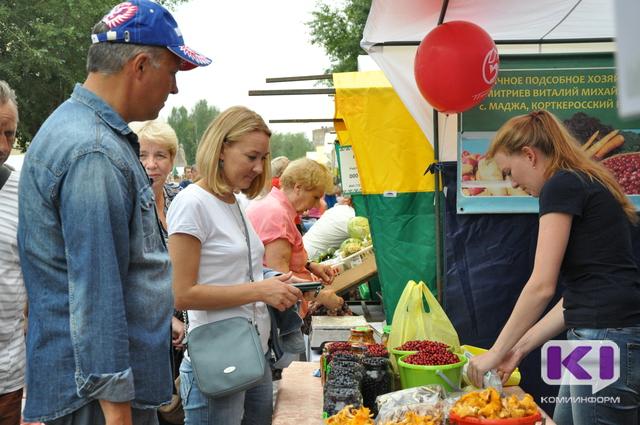 Ко Дню республики на Стефановской площади Сыктывкара развернется масштабная ярмарка