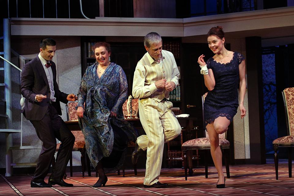 Главный театр Московской области покажет в Сыктывкаре комедии, мелодраму и мюзикл для детей