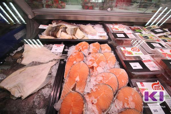 В Коми в первом полугодии изъяли 75 килограмм некачественной рыбы
