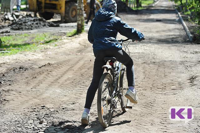 Дети-подельники: в Сыктывкаре задержали велосипедных воров