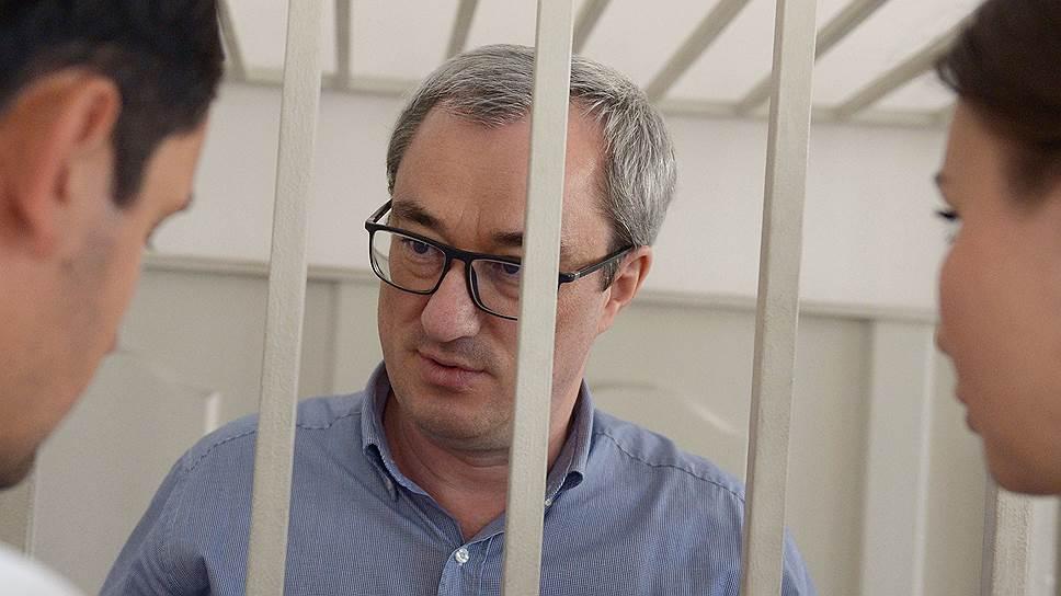 Московский городской суд оставил Вячеслава Гайзера и пятерых фигурантов дела под стражей