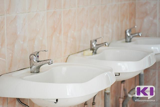 Ряд домов Сыктывкара останутся без горячей воды еще на два дня