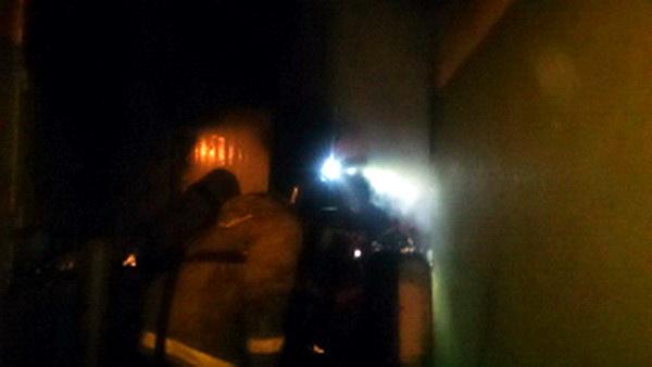 На пожаре в Сыктывкаре спасено 52 человека, из них шестеро детей